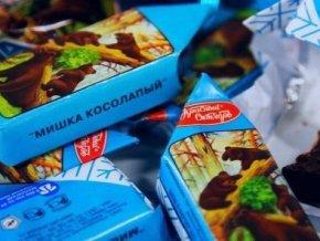 На Украине продажа российских конфет, сыра и рыбы под запретом