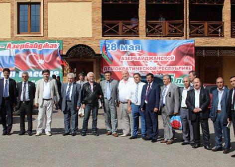 Азербайджанцы Московской области: Мы готовы начать процедуру отзыва  депутатского мандата В.Жириновского