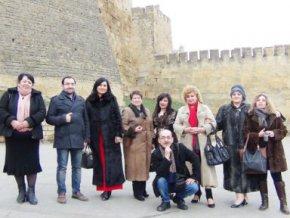 В Дербенте прошел юбилейный вечер азербайджанской писательницы и поэтессы Азады-Талех Аббас