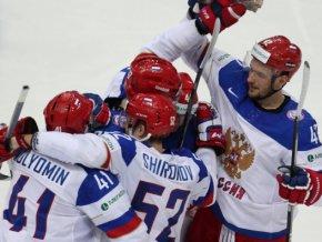 Сборная России разгромила команду Швейцарии в стартовом матче ЧМ-2014