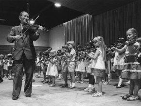 В Москве открывается музыкальная школа Судзуки
