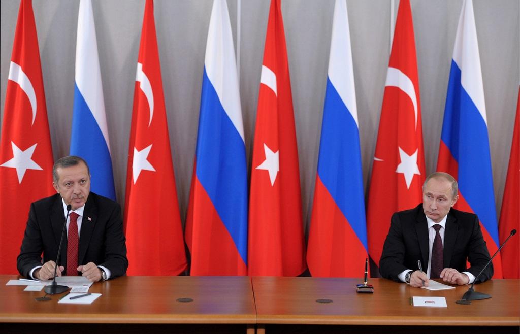 Государственный визит Президента РФ В.Путина в Турцию