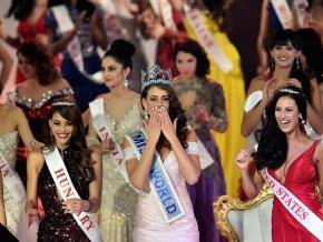 Представительница ЮАР стала обладательницей короны «Мисс Мира-2014»