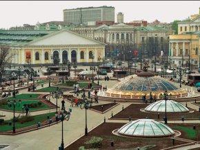 На Манежной площади откроют второй памятник маршалу Жукову