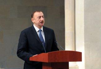 Ильхам Алиев: Азербайджан уже играет важную роль для европейской энергобезопасности