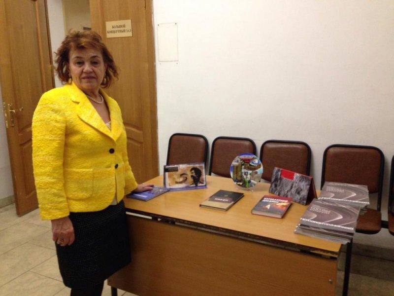 В Москве состоялся вечер памяти Вагифа Мустафазаде
