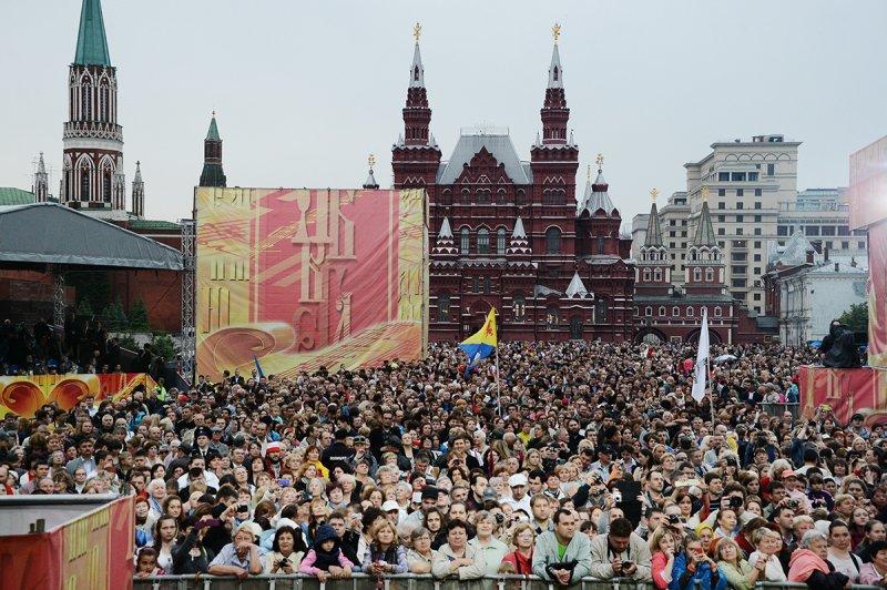 В России отметили День славянской письменности и культуры