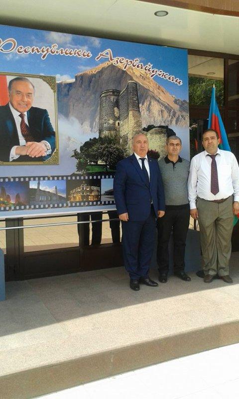 В Махачкале отметили День Республики Азербайджан