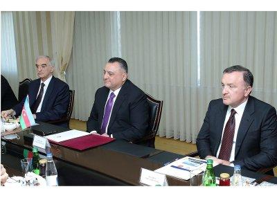 Азербайджан и Россия обсудили расширение сотрудничества в сфере безопасности