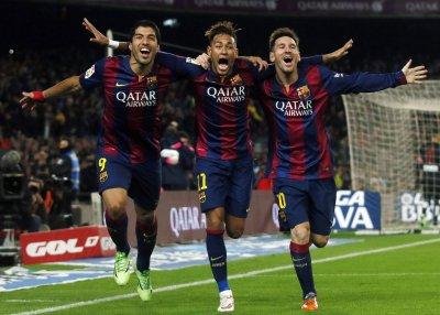 «Барселона» уступила «Баварии», но вышла в финал Лиги чемпионов