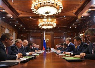 Дмитрий Медведев: бюджетная система РФ в целом неплохо прошла сложный 2014 год