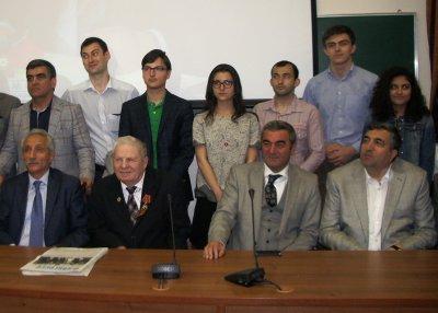 Презентация книги Эльдара Исмаилова «История «большого террора» в Азербайджане»