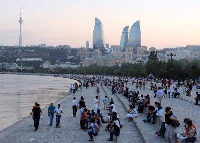 Население Азербайджана превысило 9,6 млн человек