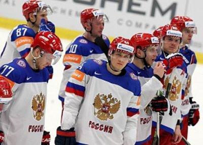 Сборная России стала серебряным призером чемпионата мира по хоккею