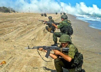 На азербайджано-российской границе проводятся спецоперации