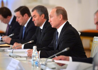 Владимир Путин провел совместное заседание Совета по межнациональным отношениям и Совета по русскому языку