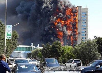 Состоялось первое заседание госкомиссии, созданной в связи с пожаром в Баку