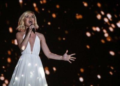 Полина Гагарина вышла в финал «Евровидения»