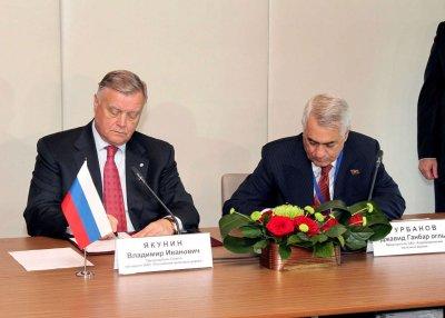 Азербайджан и Россия расширяют сотрудничество в рамках железнодорожного коридора «Север-Юг»