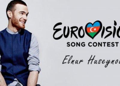 Эльнур Гусейнов прошел в финал песенного конкурса «Евровидение-2015»