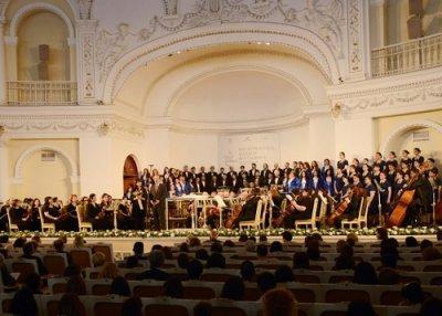 Состоялось торжественное закрытие VIII Международного фестиваля Ростроповича