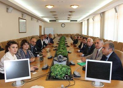 ФНКА АзерРос встретилась с администрацией Калужской области и отметила День Республики с Региональной НКА азербайджанцев