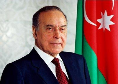 Гейдар Алирза оглу Алиев