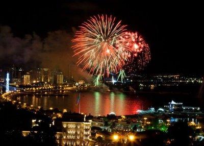 Азербайджан принимает поздравления с Днем Республики