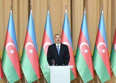 Ильхам Алиев: Национальное, этническое, религиозное разнообразие – наше большое достояние и источник силы для нас