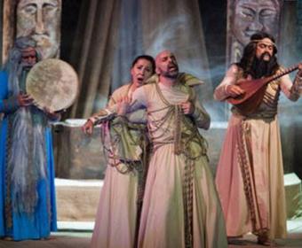 На фестивале тюркоязычных народов Азербайджан представит «Божественную игру»