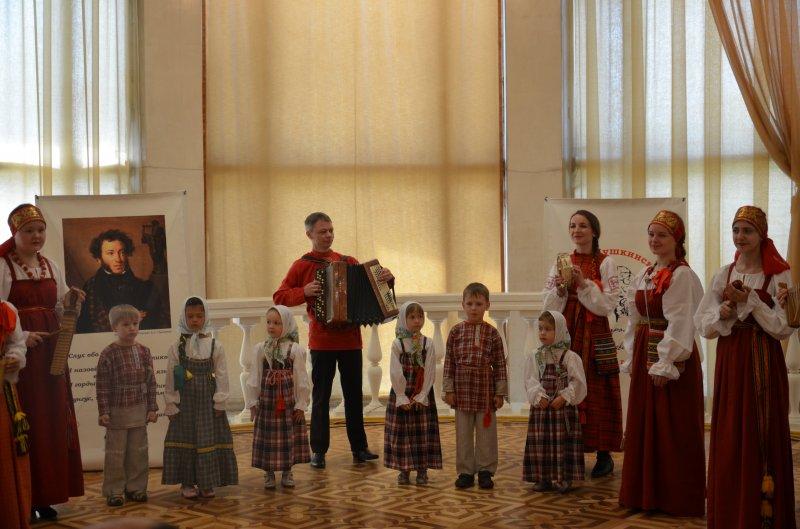 Пушкинский фестиваль в Костроме