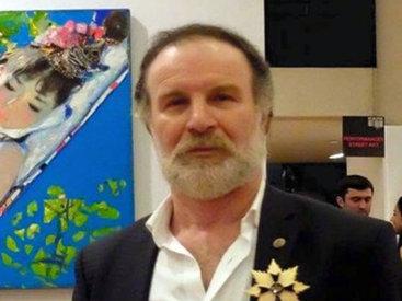 В Лувре представлены работы азербайджанского художника
