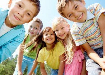 В России отмечают День защиты детей