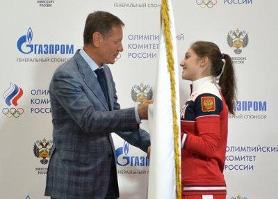 Состоялась церемония проводов сборной России на Евроигры в Баку