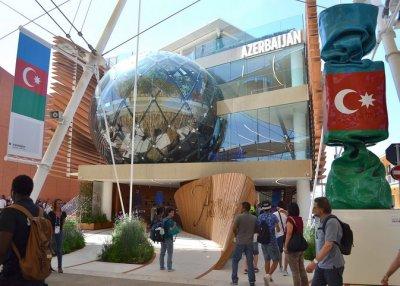 Азербайджан вызвал большой интерес на «Milan Expo 2015»