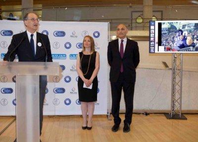 В Париже открылась выставка «Азербайджан: В фокусе – спорт»