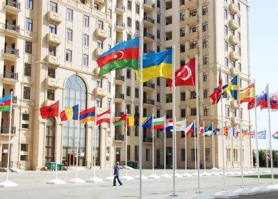 В Баку встретились члены НОК 34 стран