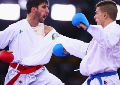 Азербайджанские каратисты завоевали первые медали