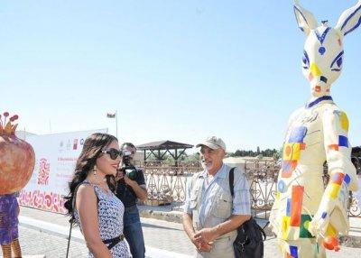 В Баку открылась 4-я международная выставка «от отходов к искусству»