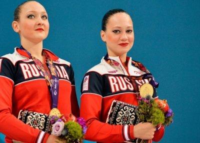 Российские синхронистки завоевали золотые медали