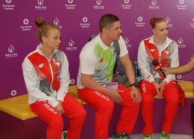 Участники Евроигр приобретают большой опыт