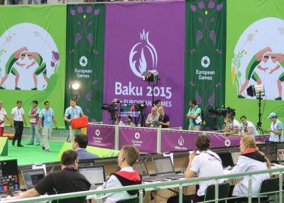 Сегодня азербайджанские спортсмены выступают в 10 видах спорта