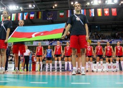 Женская сборная Азербайджана одержала победу над командой Италии