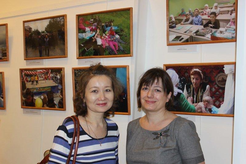 В Московском Доме национальностей открылась Фотовыставка «Тюркоязычные народы России: природа, культура, этнос»
